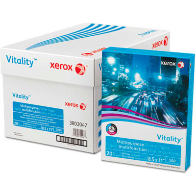 Copy Paper - Xerox Business 4200 XER3R02047 - White - 8-1/2 x 11 - 20. lb - 5000 Sheets/Carton