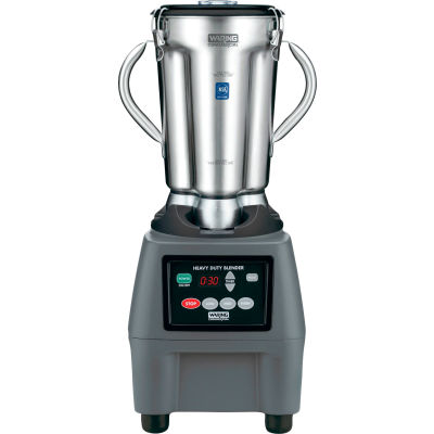 Waring® Commerical Blender 1 Gallon, with Timer, 3 Speed, 3-3/4 HP