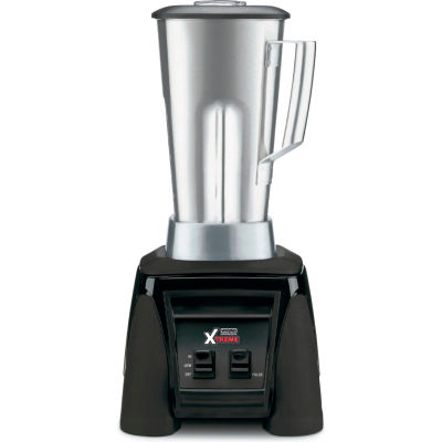 Waring® Xtreme 1/2 Gallon Blender, Paddle Switches, Stainless Steel, 2 Speeds