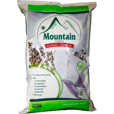 Xynyth Mountain Organic Natural Icemelter 44 LB Bag - 200-20043