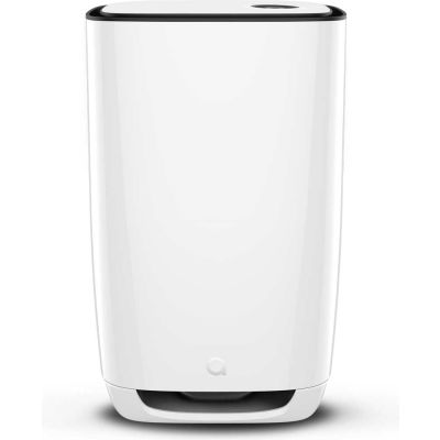 Aeris aair Medical Pro Air Purifier with H14 HEPA Filter Stark White