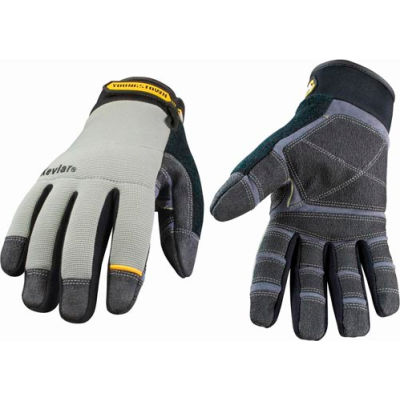 General Utility Gloves - General Utility Plus lined w/ KEVLAR® - Large