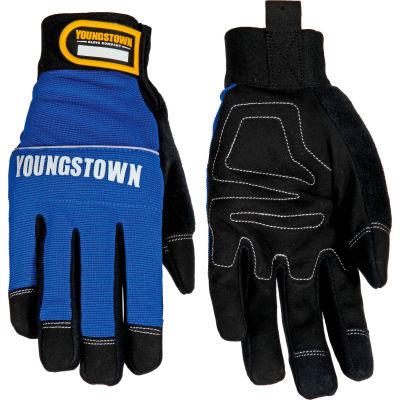 High Dexterity Performance Work Glove - Mechanics Plus - Dbl. Extra Large
