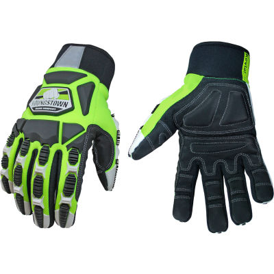 High Visibility, Heavy Duty Performance Titan Glove -  Medium