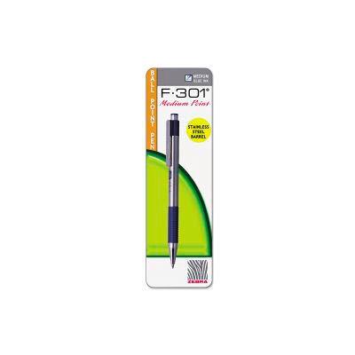 Zebra F-301 Retractable Ballpoint Pen