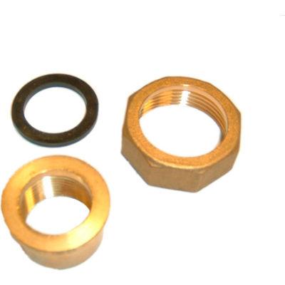 "3/4"" Copper Tailpiec Kit For Pressure Regulators, Model 70 & Br4"