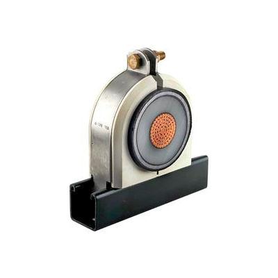 3.625 Electro Galvanized Flame Retardant Tpe Porce-A-Clamp - Pkg Qty 5