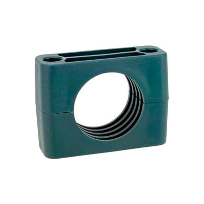 "2-3/4"" Polypropylene Heavy Series Clamp Cushion"