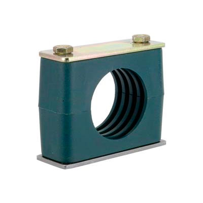 """1-1/2"""" T General Clamp Assembly for Tube Pipe Hydraulic Hose"""