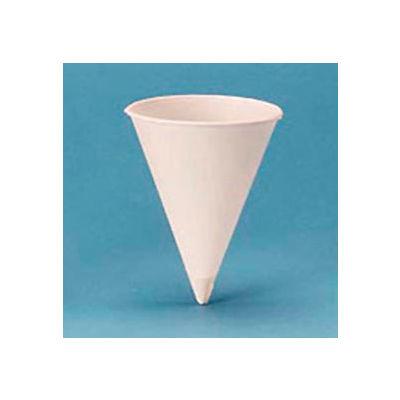 SOLO® SLO4BR - Cone Water Cups, 4 Oz. Size, 200/Bag