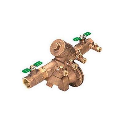 Zurn 12-975XL2 1/2 In. FNPT x FNPT Reduced Pressure Principle Assembly - 175 PSI - Cast Bronze