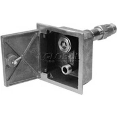 """Zurn Z1305-3/4X12-PB Flush Wall Hydrant W/Bronze Casing, 3/4"""" x 12"""""""