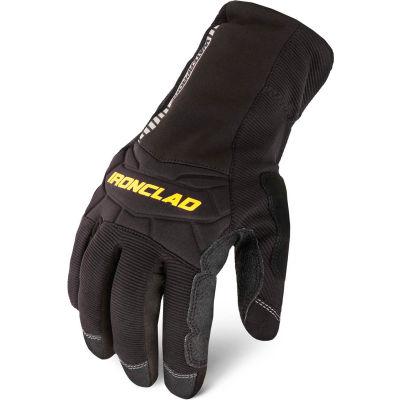 Ironclad CCW2-03-M Cold Condition Waterproof 2 Gloves, 1 Pair, Black, Medium