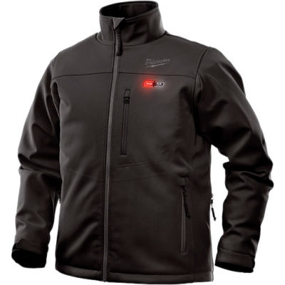 Milwaukee® 202B-21XL M12™ Heated Toughshell™ Jacket Kit - Black - XL
