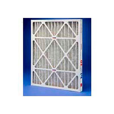 "Purolator® Hi-E® 40 Standard Capacity Pleated Air Filter, MERV 8, 18""Wx24""Hx2""D - Pkg Qty 12"