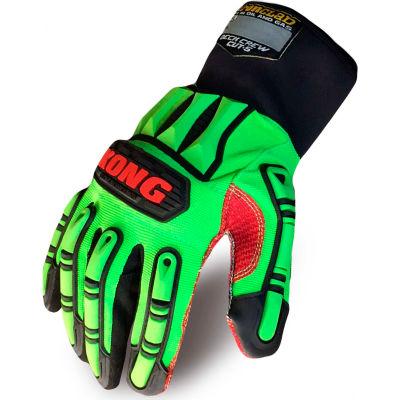 Ironclad® KDC5-05-XL KONG® Deck Crew Oil & Gas Safety Gloves, Cut A4, 1 Pair, XL