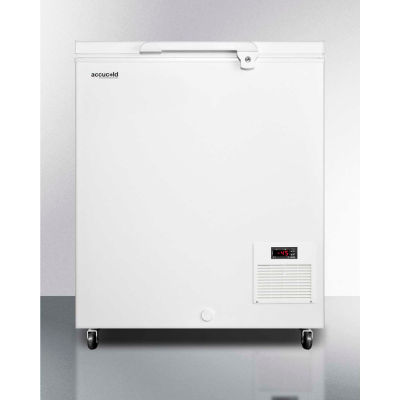 Summit EL11LT Laboratory Chest Freezer with Digital Thermostat, -45°C Capable, 4.8 Cu.Ft.