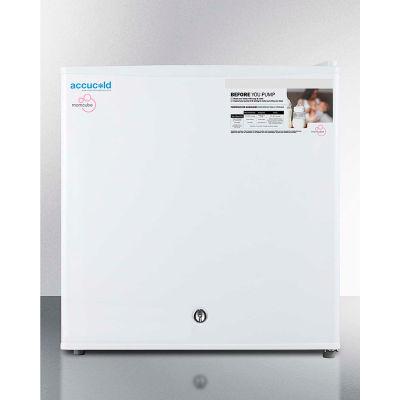 Summit FS24LMC Countertop MOMCUBE™ Breast Milk Freezer, 1.4 Cu. Ft.