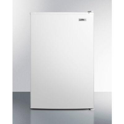 Summit FS603 - Slim Counter Height All-Freezer, 5 Cu. Ft. Capacity