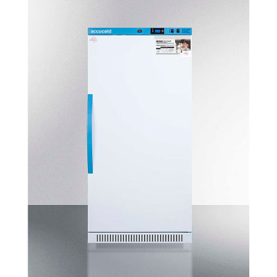 Summit MLRS8MCLK MOMCUBE™ Breast Milk Refrigerator with 4 Lockers, 8 Cu. Ft.