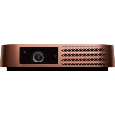 ViewSonic® M2 Smart 1080p LED Projector with Harman Kardon Bluetooth Speakers