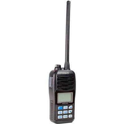RCA MR240 Submersible VHF Marine Handheld Portable Radio