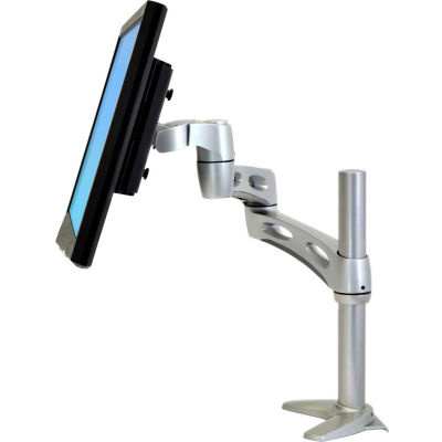 Ergotron® Neo-Flex Extend LCD Arm, Silver