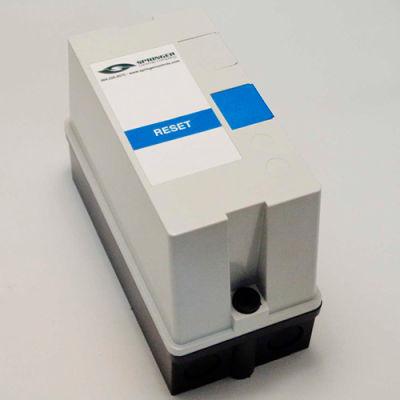 Springer Controls, JC0906R1G-SJ, Enclosed AC Motor Starter, 3-Phase, 1/2 HP, 230V