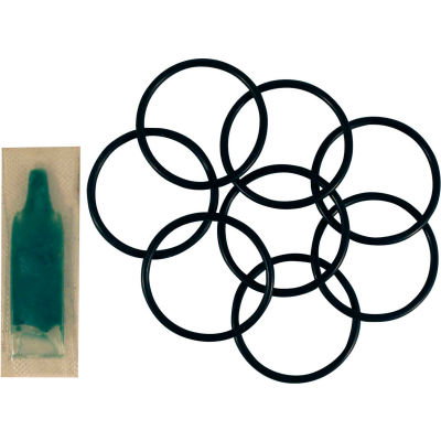 Milton S-1163-7 Modular O Ring Kit 9 Pieces Includes 8 O Rings and 1 Grease Packet