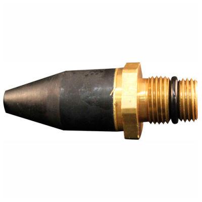 "Milton S-152, 7/16"" - 27 Blow Gun Replacement Rubber Tip, 1/4"" NPT"