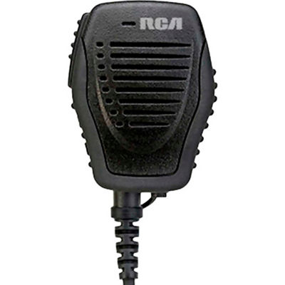 RCA SM311WP-X03S Police Style Speaker Mic, Waterproof
