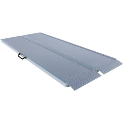 EZ-ACCESS® Traverse™ Curbless Folding Ramp Traverse SFEL06 31 x 72-1/8 1200 Lb. Capacity