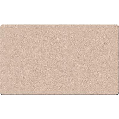 "Ghent Wrapped Edge Bulletin Board - Beige Fabric - 18"" x 24"""