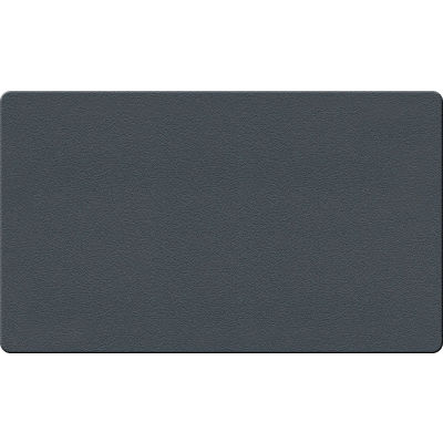 "Ghent Wrapped Edge Bulletin Board - Gray Fabric - 18"" x 24"""